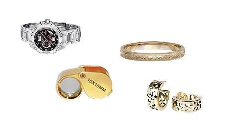 reparation af smykker og ure