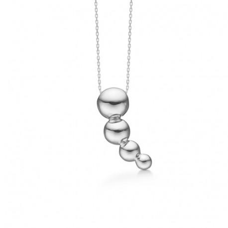 biggest-ball-halskæde-i-sølv