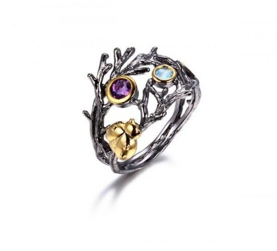 Designers favorite - Ring med marie høne