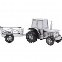 Sparebøsse Traktor med vogn