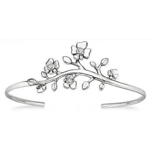 Armring med blomster fra Rabinovich