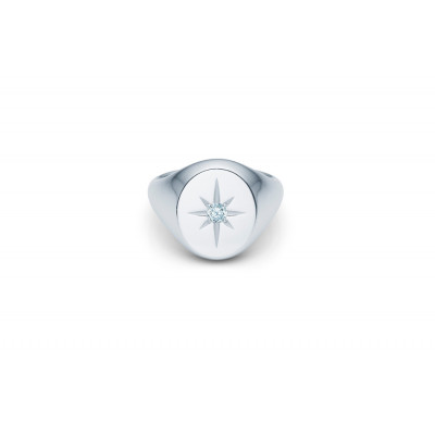 Guiding star ring fra ID-Fine