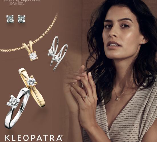 Kleopatra serien fra Scouples