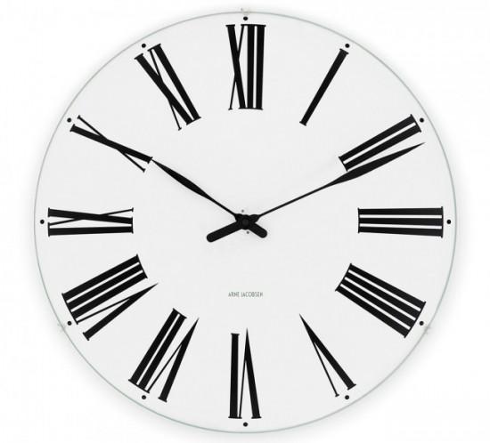 Væg ur ROMAN - Arne Jacobsen 48 cm