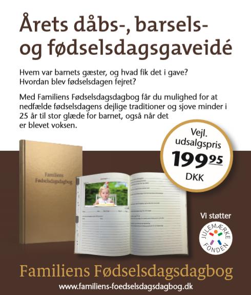 Familiens Fødselsdags bog