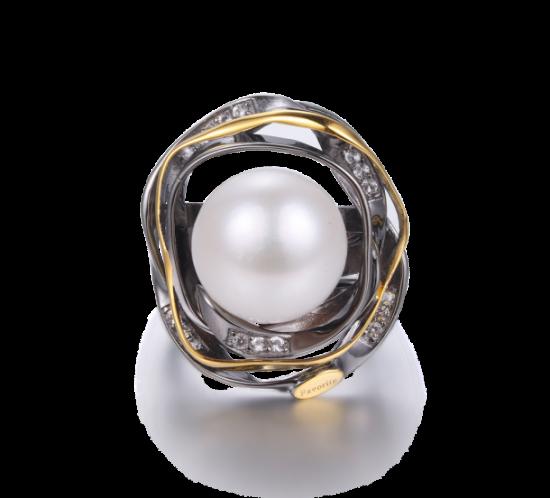 Designers Favorites Ring Med Ferskvandsperle