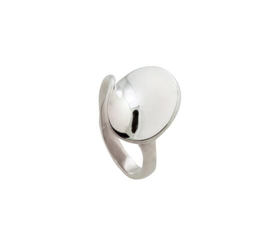 Massiv ring fra Randers Sølv