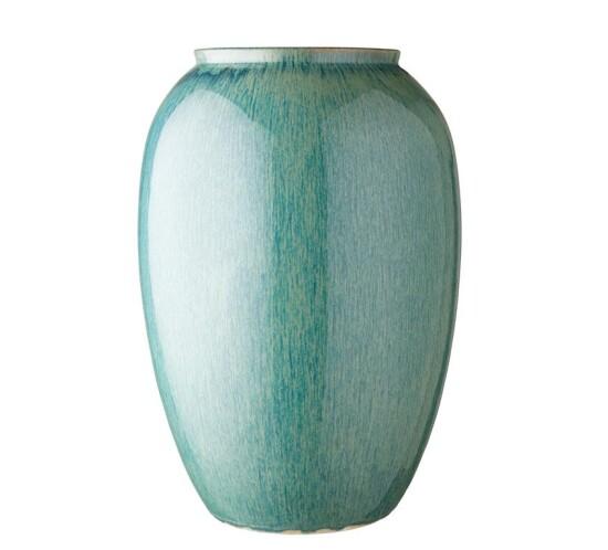 Grøn BITZ vase 50 cm.